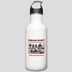Homeland Security Native Stainless Water Bottle 1.